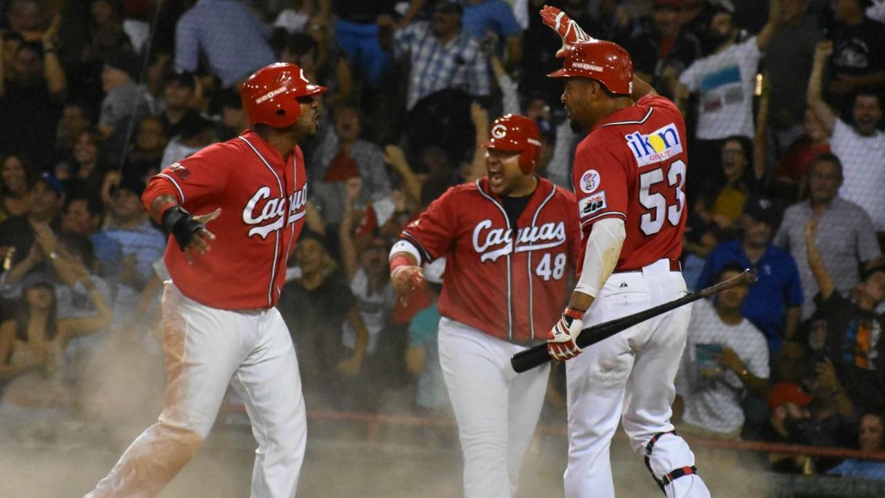 Criollos de Caguas se coronan campeones en Puerto Rico