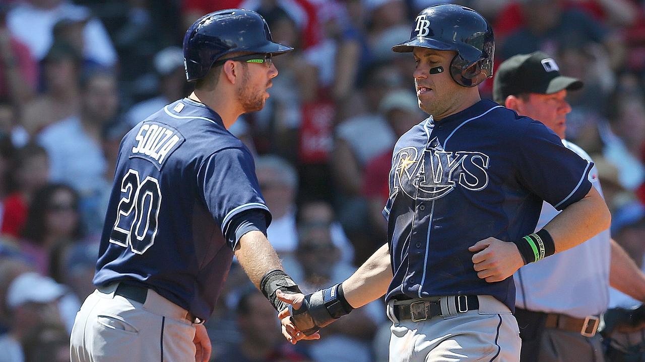 Los Rays aspiran a mejorar su ofensiva para el 2016