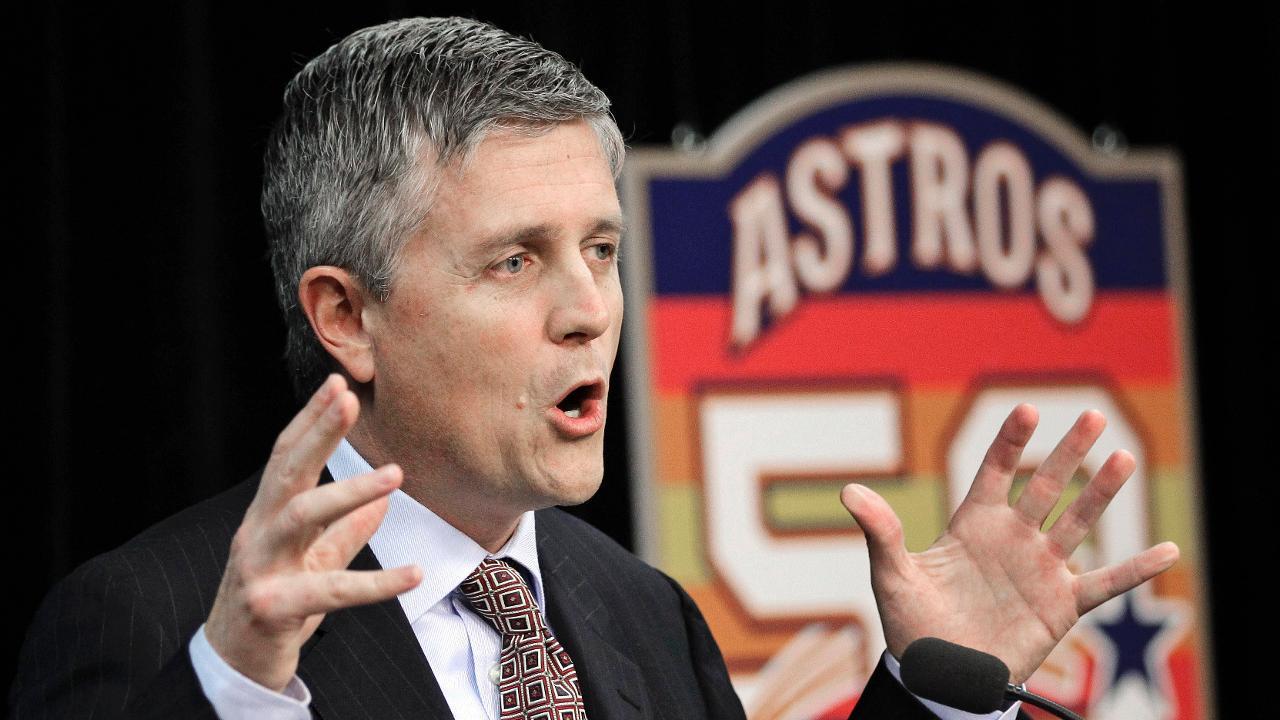 Luhnow: La meta de los Astros es ganar una Serie Mundial