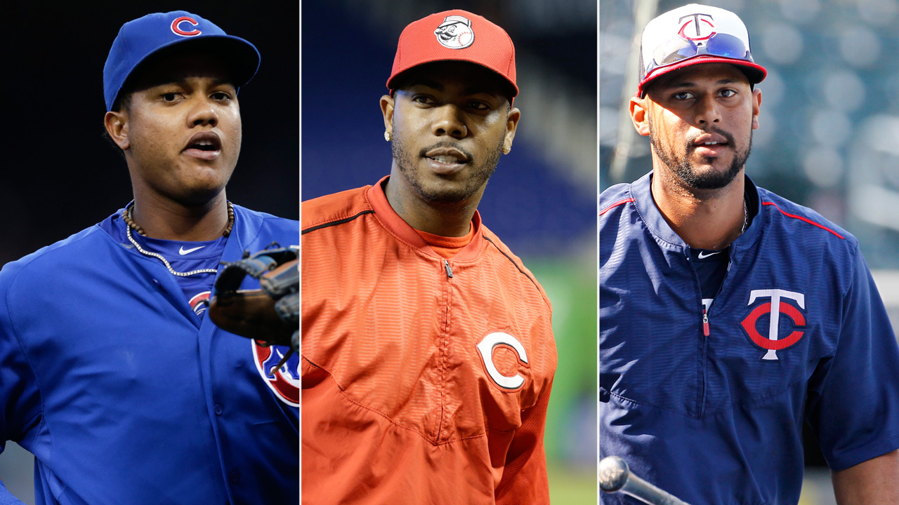 Starlin, Chapman encabezan las nuevas adquisiciones de Yankees