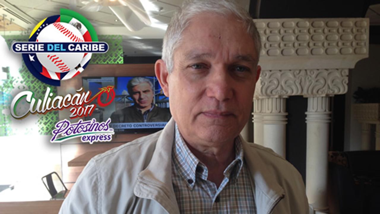 Juan Francisco Puello anticipa una gran Serie del Caribe en Culiacán