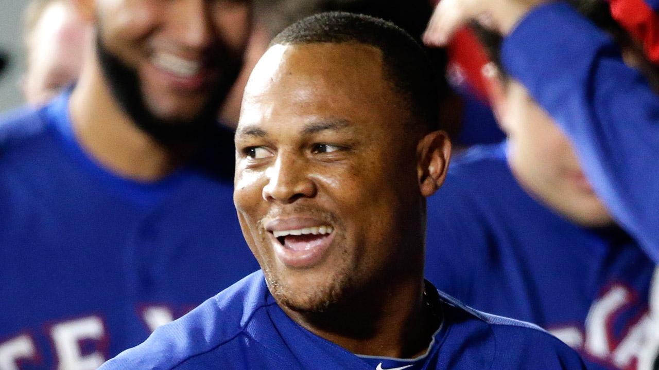 Beltré quiere retirarse con los Rangers, pero no pronto