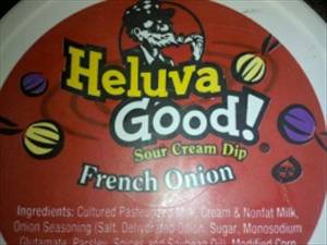 Heluva Good French Onion Sour Cream Dip Photo