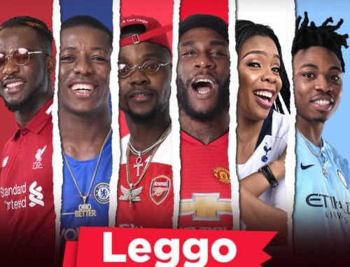 "Download Burna Boy x Kizz Daniel x Mayorkun x Small Doctor – ""Leggo""