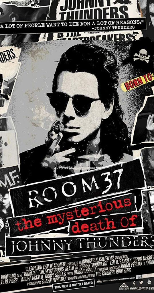 Download Room 37 The Mysterious Death Of Johnny Thunders (2019) Mp4
