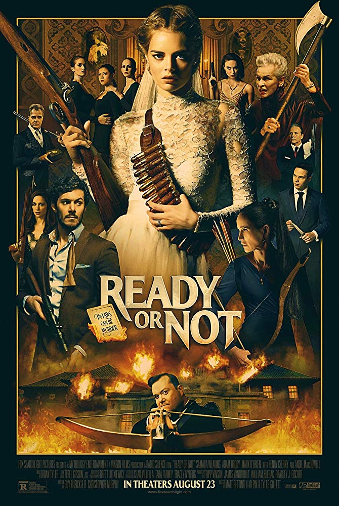 Ready Or Not (2019) [HDCAM] Mp4