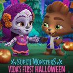 Download Super Monsters: Vidas First Halloween (2019) Mp4