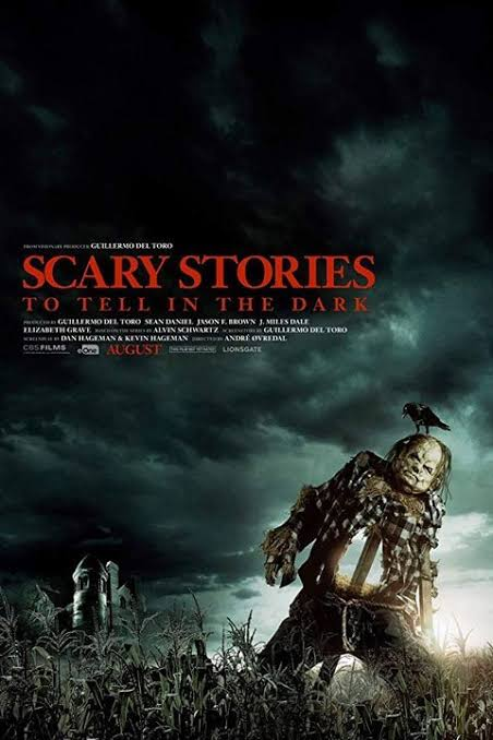 Scary Stories To Tell In The Dark (2019) Mp4