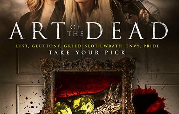 Art Of The Dead (2019) Mp4