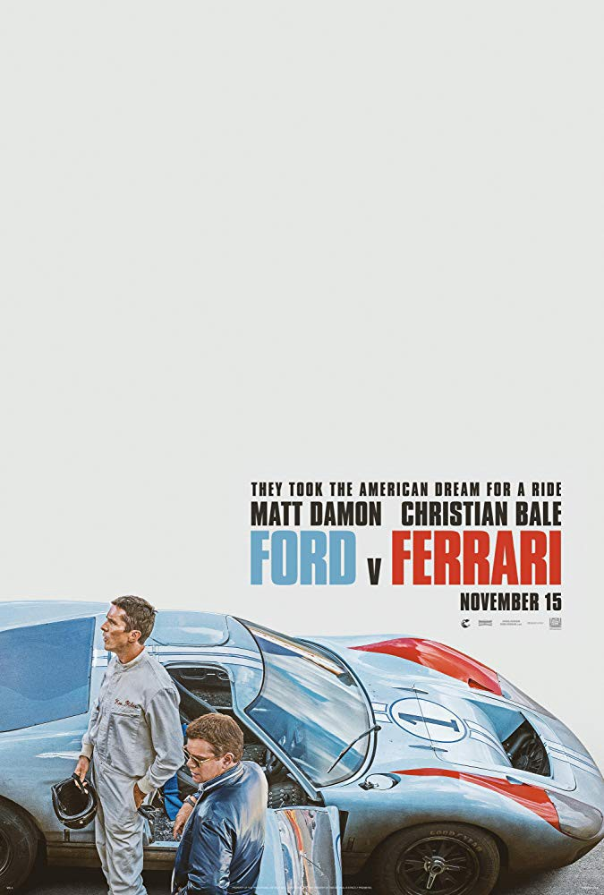 Download Ford V Ferrari (2019) Mp4