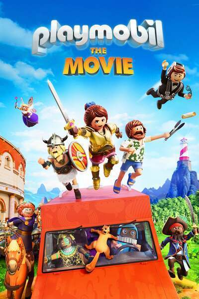 Playmobil The Movie (2019) [Animation] Mp4
