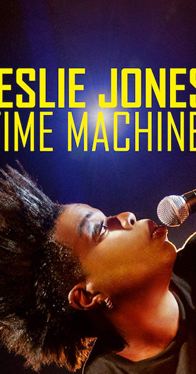 Leslie Jones Time Machine (2020)