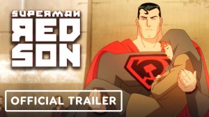 Superman: Red Son (2020) [Animation]