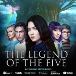 Download The Legend of the Five (2020) Mp4