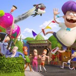 Download Monty and the Street Party (2019) (Animation) Mp4