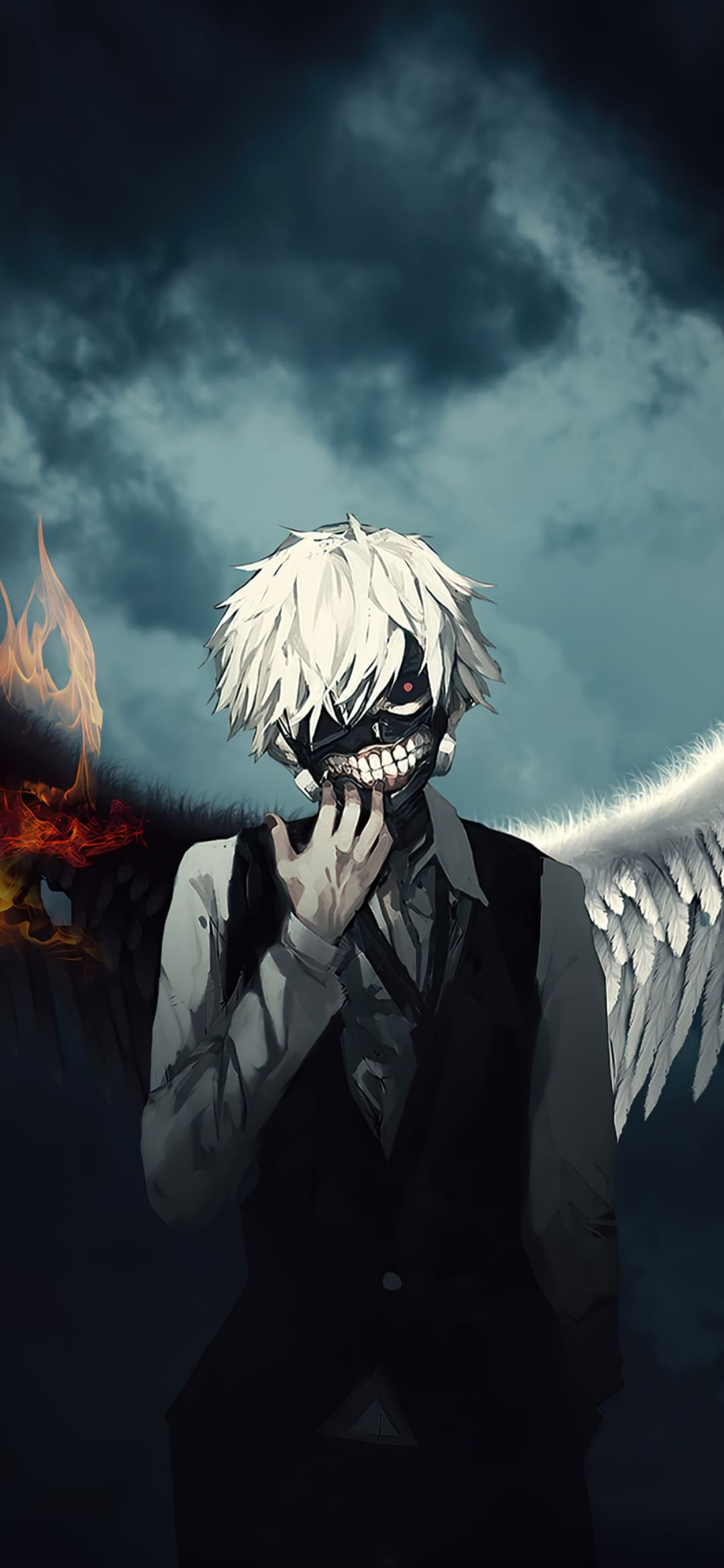 Tokyo Ghoul Wallpapers Top Best 65 Best Tokyo Ghoul Backgrounds Dowload