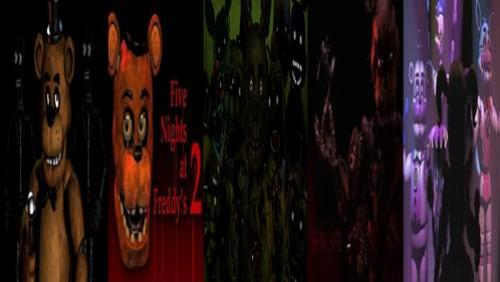 Fnaf Simulator Gamejolt | Games World