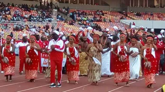 Image result for 2020 national sports festival