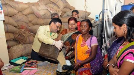 Ranchi lawyers, officials enjoying subsidised rations, made to ...