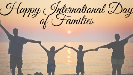 International Day of Families 2020: Best Wishes, images, quotes ...