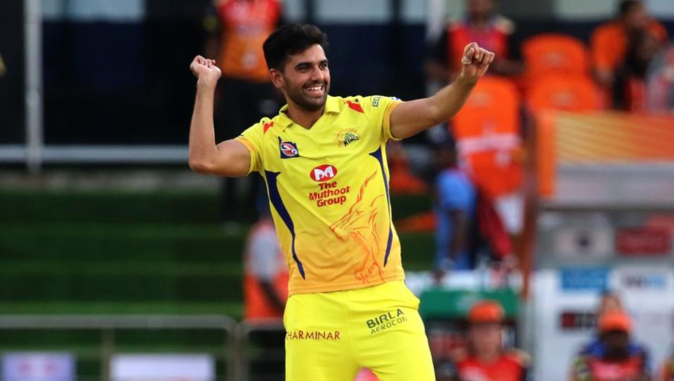 IPL 2018: Deepak Chahar derails Sunrisers Hyderabad in chase vs Chennai  Super Kings - cricket - Hindustan Times