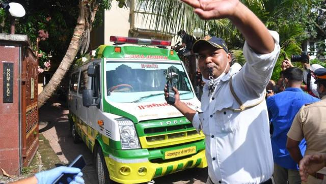 Ambulance drivers who took Sushant Singh Rajput's body to hospital ...