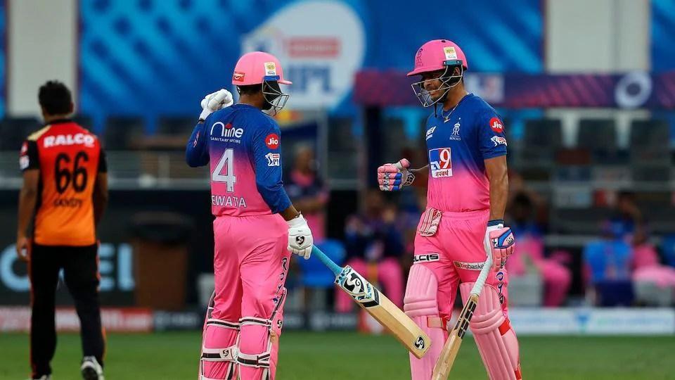 SRH vs RR Highlights, IPL 2020 Match Today: Rahul Tewatia, Riyan Parag shine as Rajasthan Royals win by 5 wickets - cricket - Hindustan Times