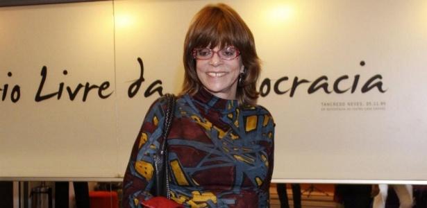 """Nova novela de Glória Perez deve se chamar """"Salve Jorge"""", adianta autora (22/9/10)"""