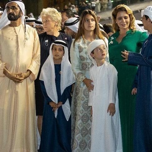 كأس دبي العالمي للخيل 2019 حضور لافت للأميرة هيا بنت الحسين