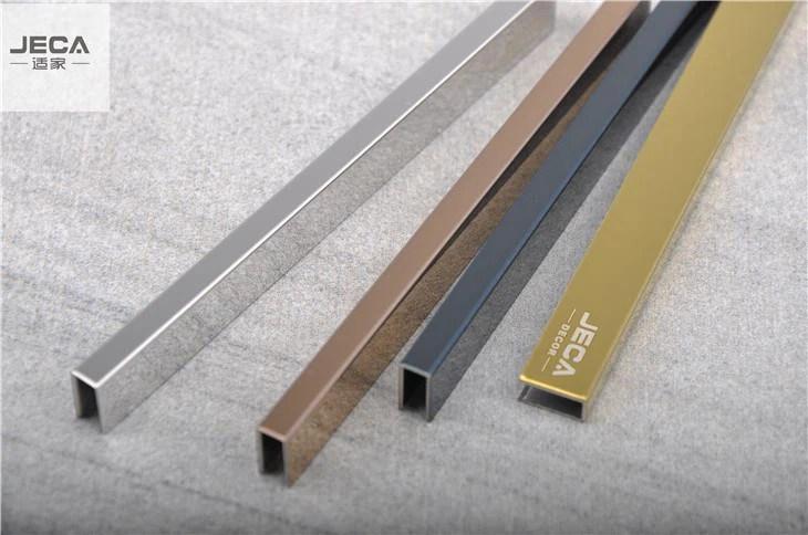 mini stainless steel tile trim