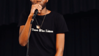 Photo of Jay Hood – Black Lives Matter (Black Out Tuesday)