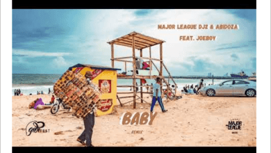 Photo of Major League & Abidoza – Baby ft. Joeboy (Amapiano Remix)