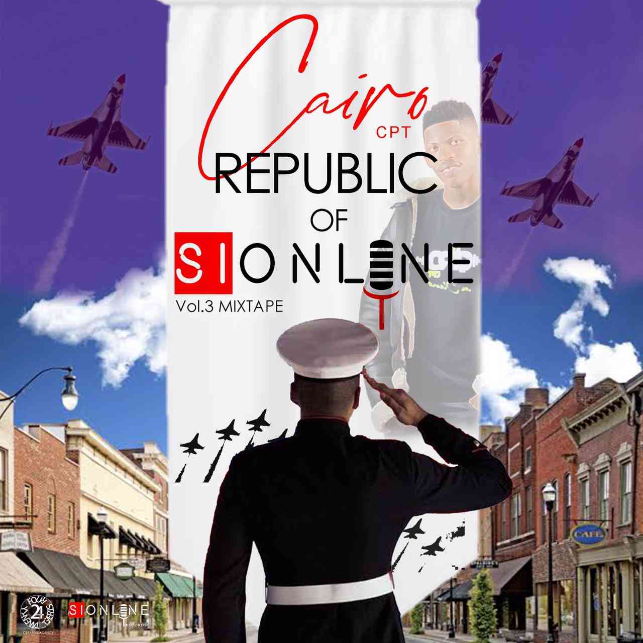 Photo of Cairo Cpt – Republic Of Si Online Vol. 3 Mix