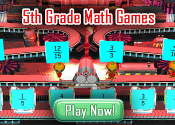 5th Grade Math Games     Math Games for Fifth Graders     Math Blaster 5th Grade Math Games   Kids Math Games Online