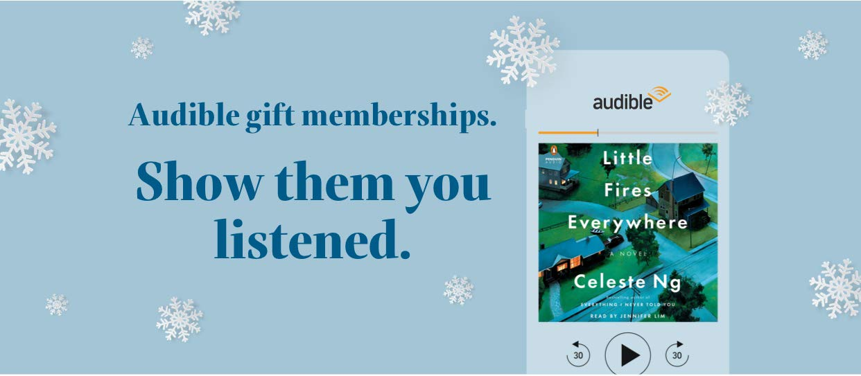 Audible Gift Memberships