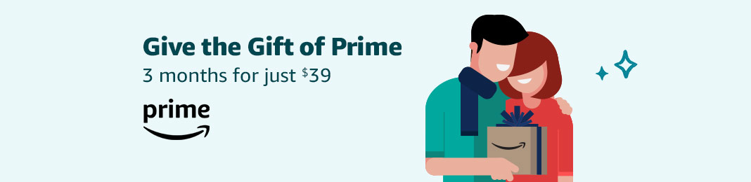 Give the gift of Prime