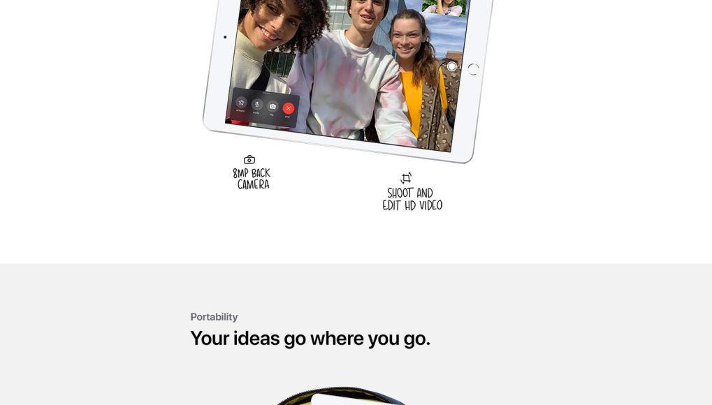 Portability  Your ideas go where you go.