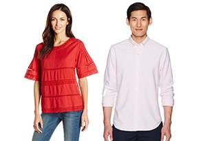 40-50% off Prime exclusive clothing for women, men, and kids
