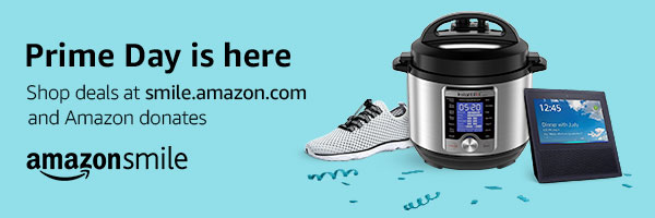 Support MFA PA on Prime Day via AmazonSmile