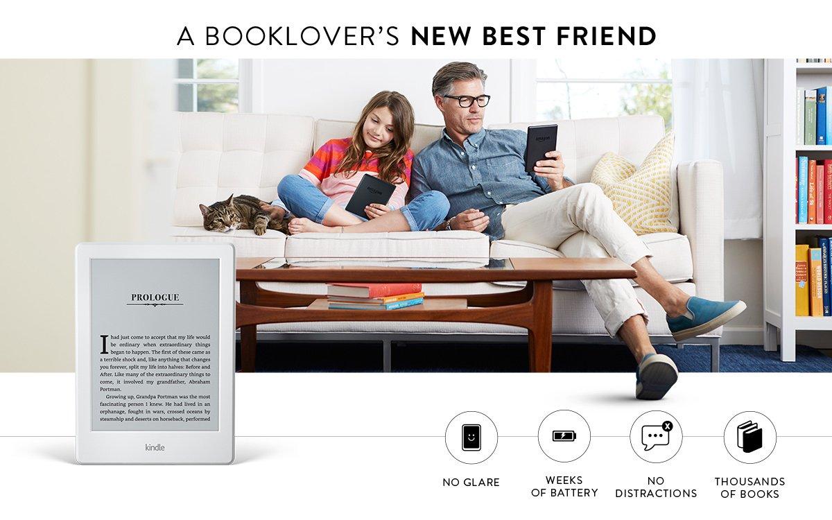 A booklover's new best friend