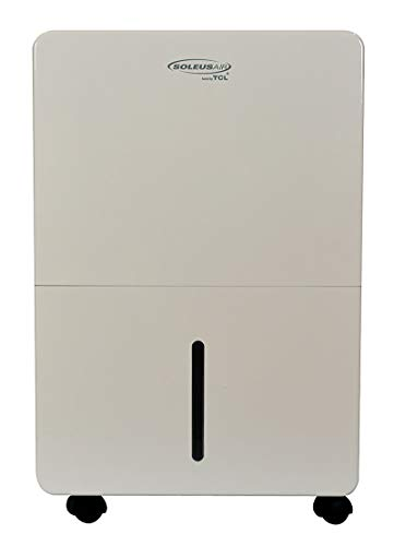 Soleus #TDA30 Air Dehumidifier, 30-Pint