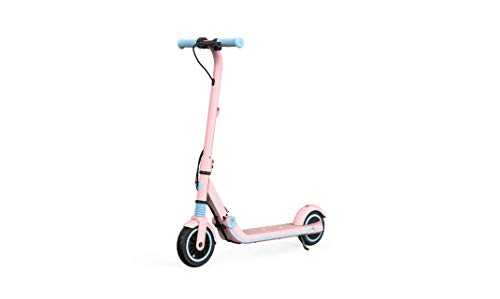 Segway-Ninebot SGW-ZING-E8-PINK Scooter eléctrico para niños - Scooter eléctrico - Scooter eléctrico - Scooter Todo Terreno - KickScooter para niños y Adolescentes ZING E8 - Rosa, Talla Única