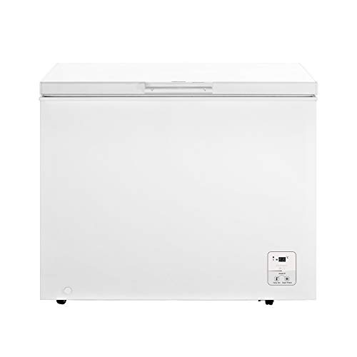 Hisense FC319D4AW1 Congelatore a Pozzo, Classe Energetica A+, Capacit 245 L, 40 Decibel, Bianco