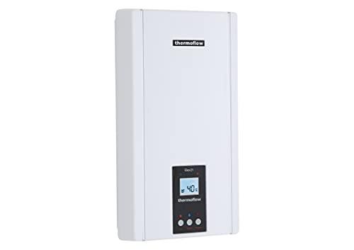 Thermoflow ELEX21N 1325ELEX21 Elektronischer Durchlauferhitzer, 400 V, Weiß, 21 KW