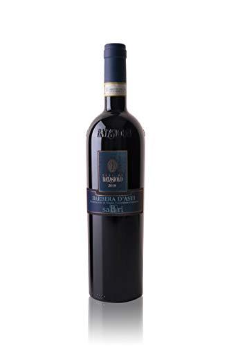 Batasiolo, BARBERA D'ASTI DOCG SABRI 2018, Vino Rosso Fermo Secco, per un pasto Bilanciato e Pulito