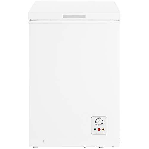 Hisense FC125D4AW1 Congelatore a Pozzo 95 L di capacit, Silenzioso 40 dB, Bianco, 54.6 x 47.9 x 85.4 cm