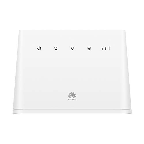 Huawei 4G Router Wireless LTE 150 MBps, WiFi...