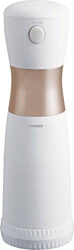 ツインバード フローズンスイーツメーカー シャンパンゴールド KI-DF85G 大人のためのかき氷器 ハンディか...