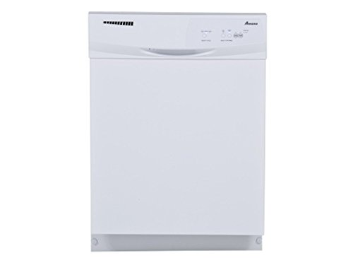 AMANA ADB1100AWW Built-In Tall Dishwasher with Electronic...