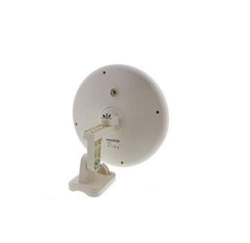 Indoor / Outdoor Omnidirectional 40 Mile HDTV Antenna UHF/VHF/FM